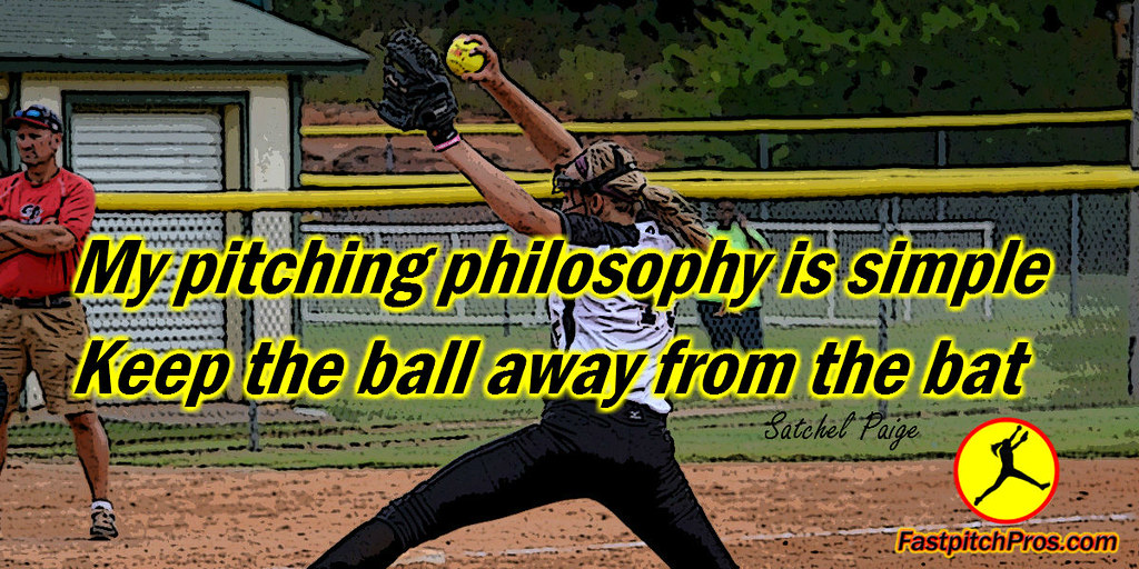 Fastpitch Softball Quotes | Softball Quote Pitching Photo Of A Fastpitch Softball Pi Flickr