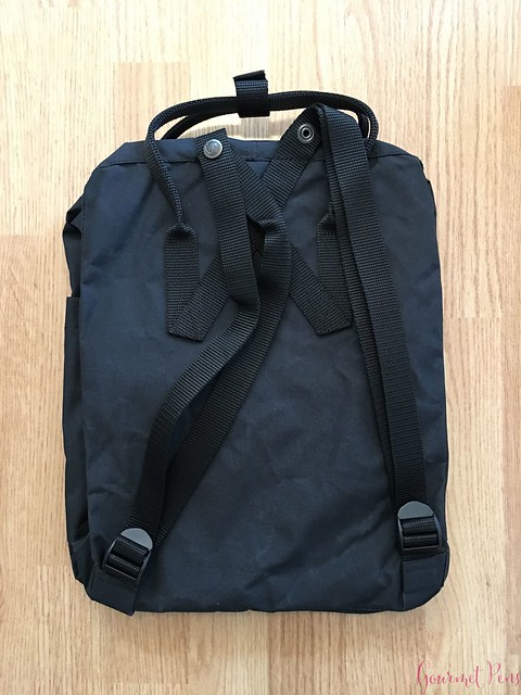 Review Fjällräven Kånken Backpack @BureauDirect @Fjallraven_Swe 3