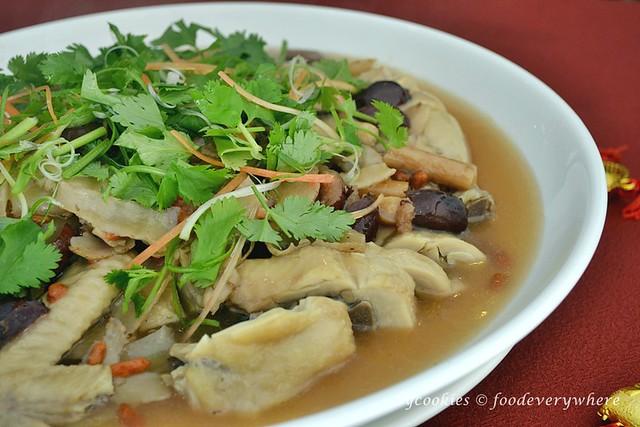 8.Lunar New Year Culinary Delight @ Silka Hotel Cheras