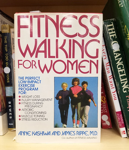 fitness walking for women