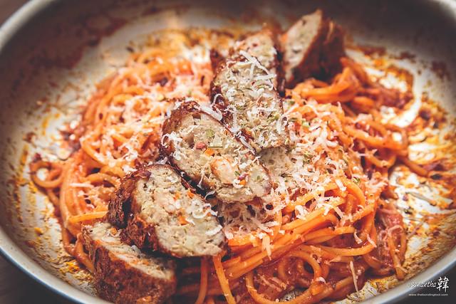 20170202 Spaghetti Pomodoro Ngoh Hiang 3307a