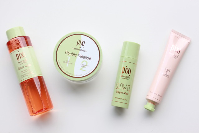Pixi Beauty Glow Tonic and Double Cleanse review