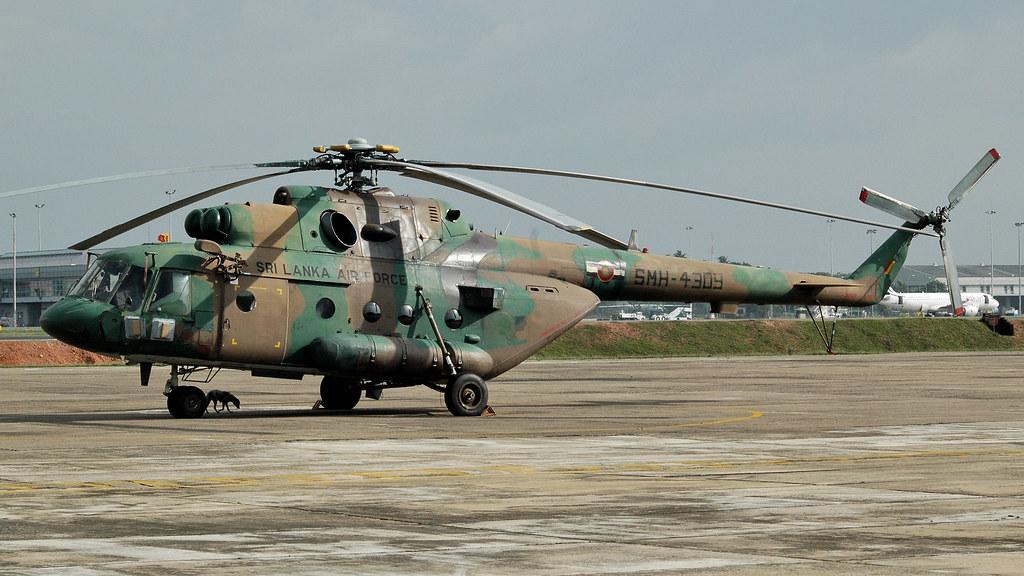 armée Sri-lankaise / Sri Lanka Armed Forces - Page 2 32096969075_b88a030b90_b