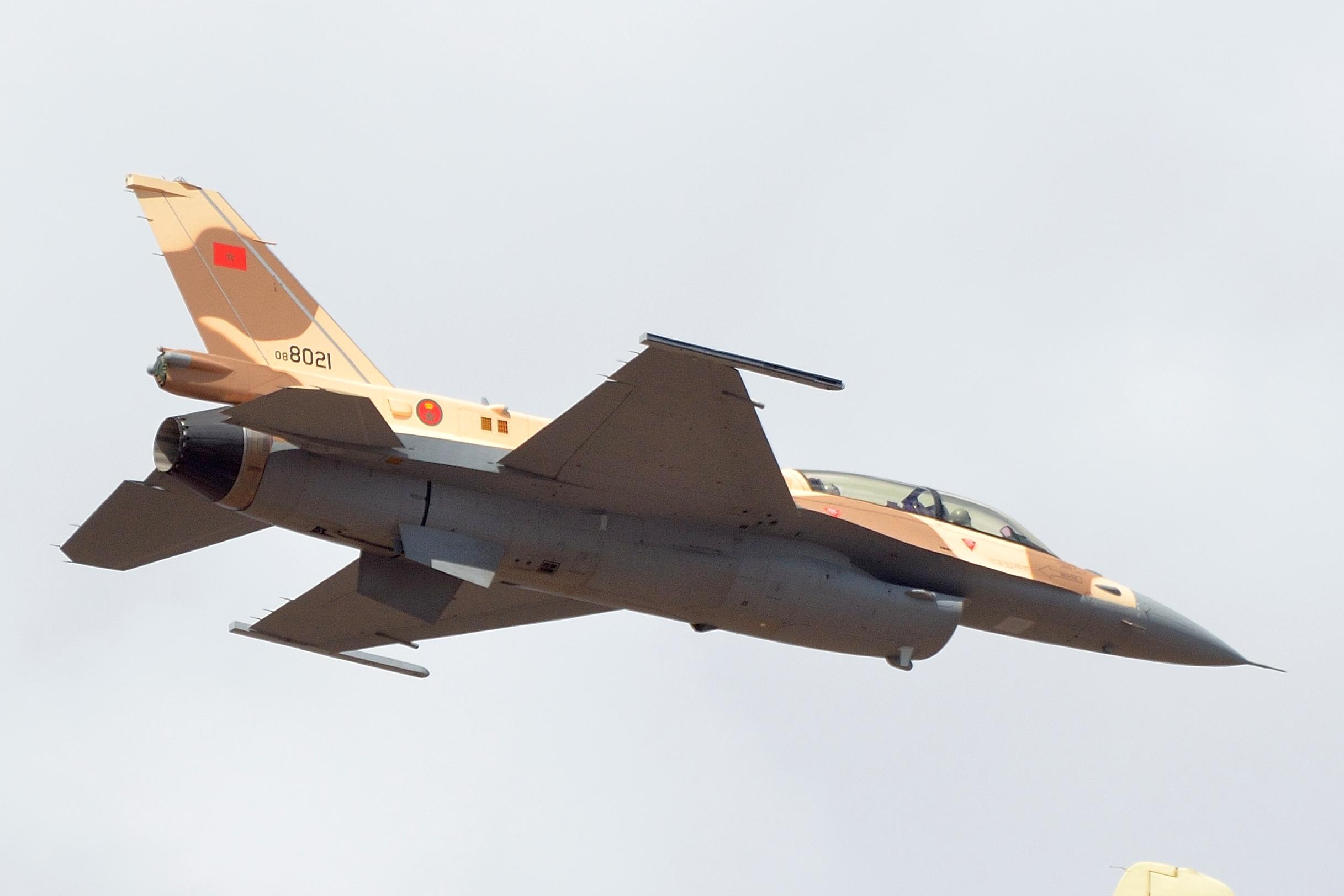 Moroccan F-16 Atlas Falcon / RMAF F16 block 52+ - Page 31 32173531240_639eaca9f1_o