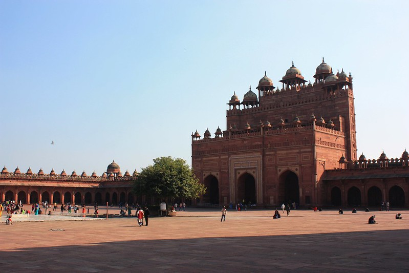 Фатехпур-Сикри Ворота победы