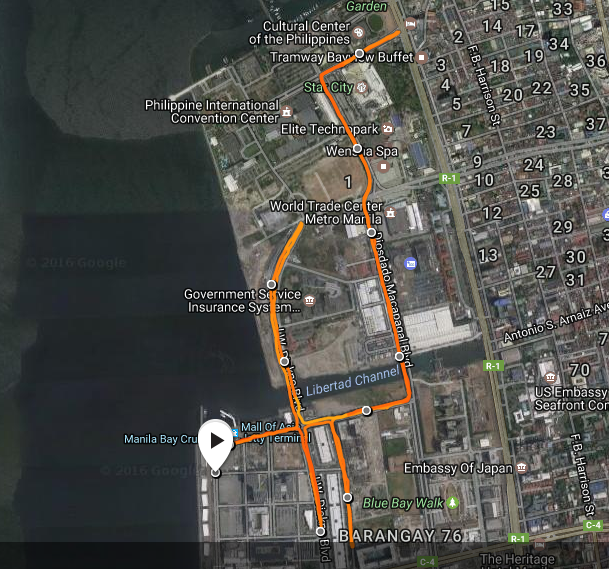Race Route is powered by Suunto Ambit 3 Sports.