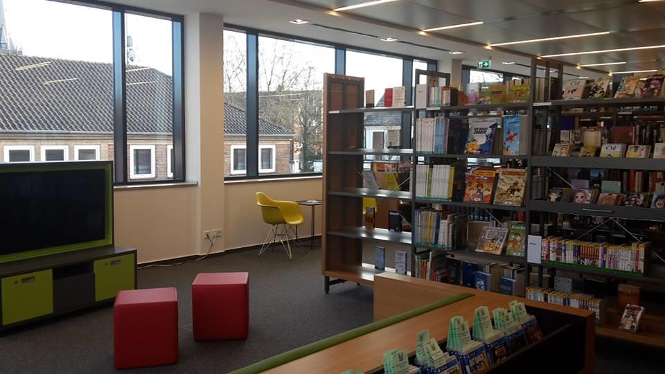 stadtbibliothek ahaus | zur bibliothek: bit.ly/2joxzru | flickr, Innenarchitektur ideen