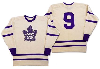 Toronto Maple Leafs 1947-48 jersey