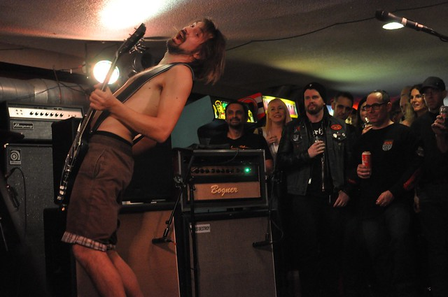 Truckfighters at House of Targ