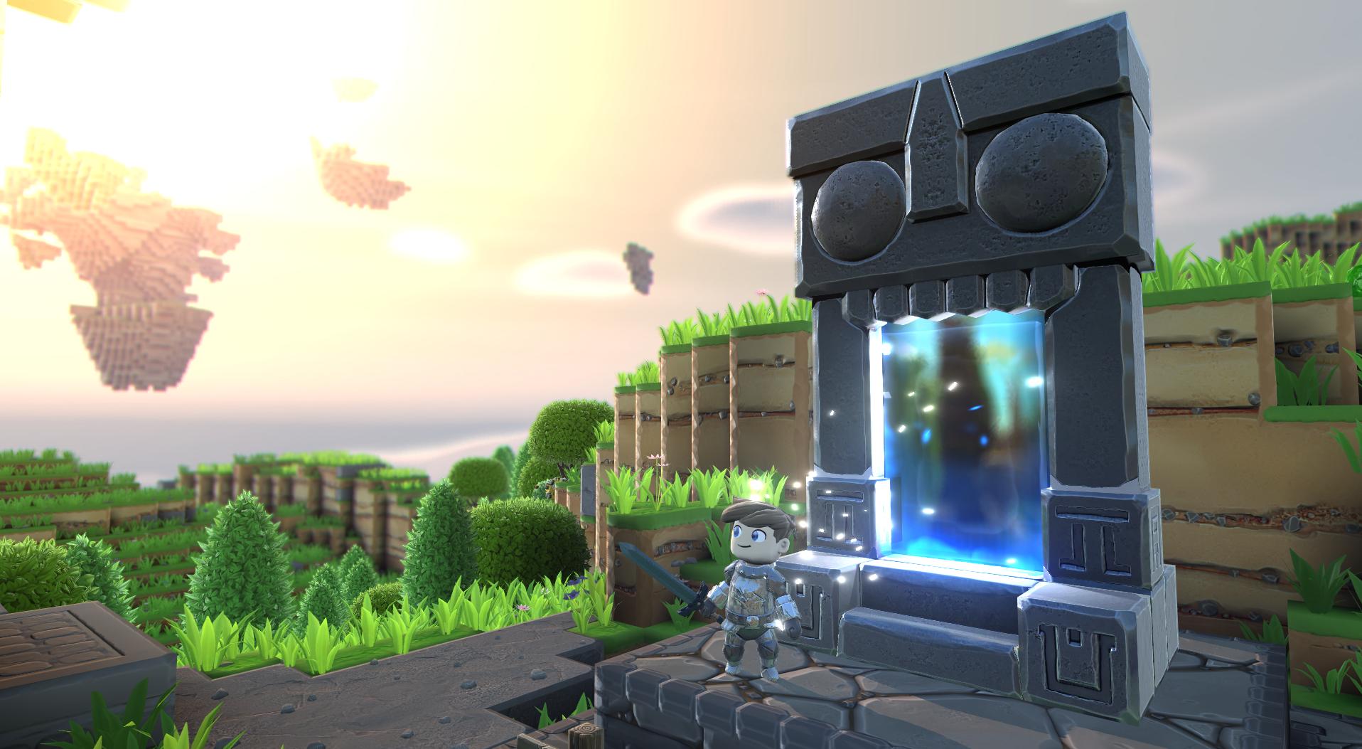 Portal Knight