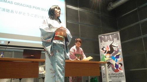 Eiko y Ayako Kishi