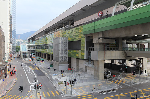 Wong Chuk Hang station