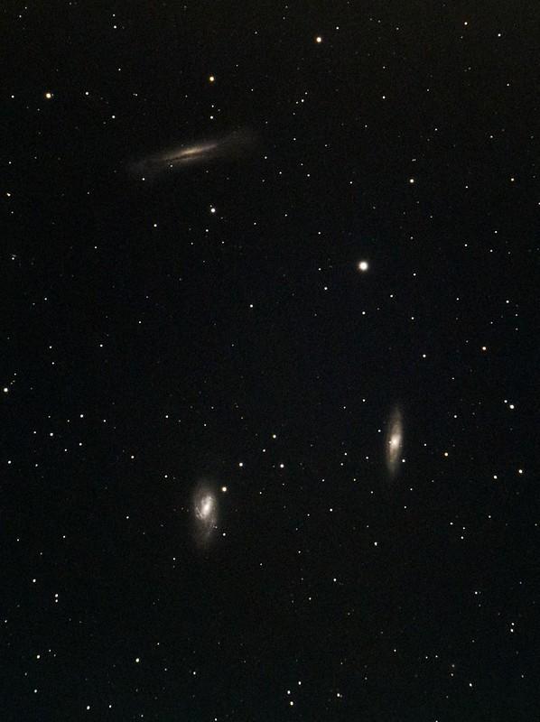 M65, M66, NGC3628 (2017/3/7 23:51)
