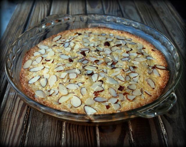 Swedish Almond Cake BLOG VIN