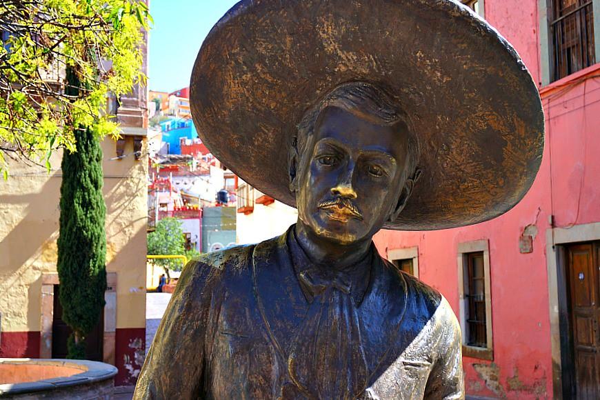 Guanajuato Jorge Negrete
