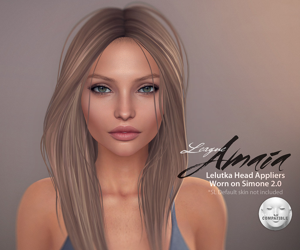 League Amaia Lelutka Appliers