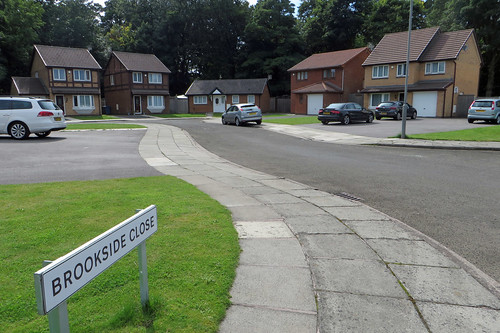 Brookside Close | by diamond geezer
