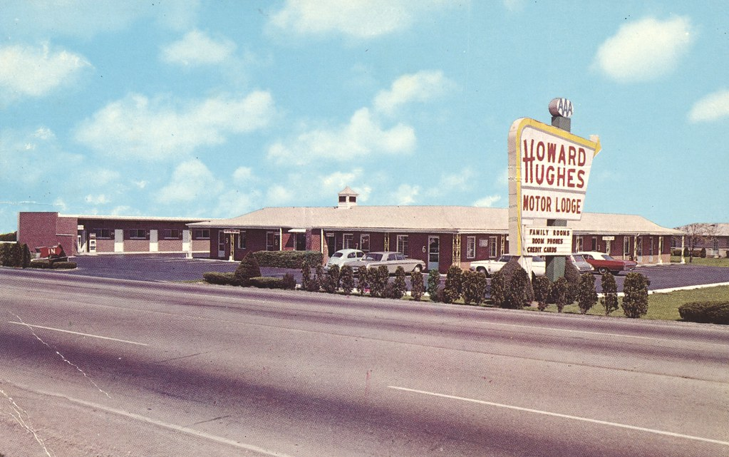 Howard Hughes Motor Lodge - Greenfield, Indiana