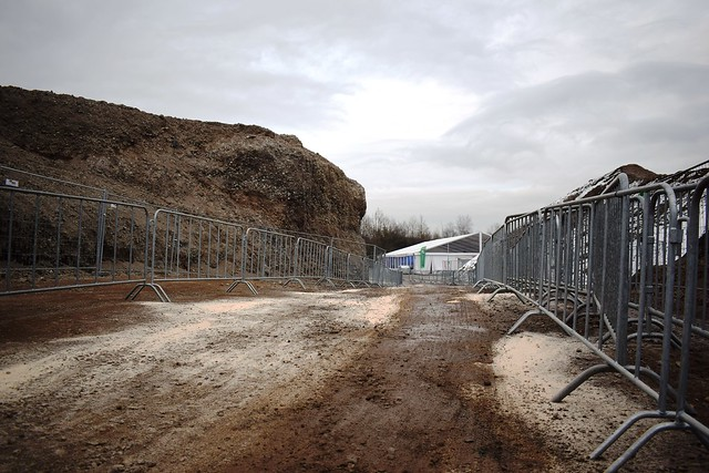 Quarry zone