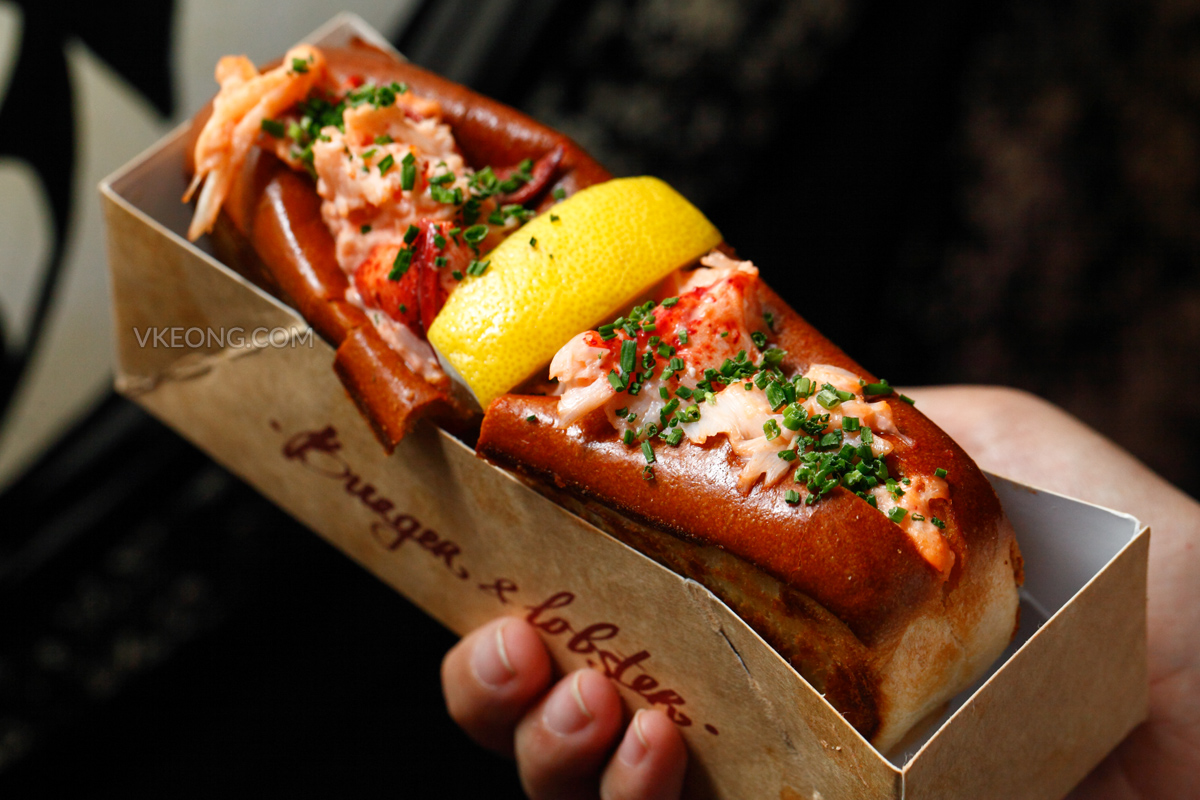 Burger & Lobster Original Lobster Roll