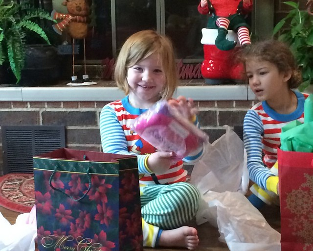 School Christmas Party's and Kiki's 201441