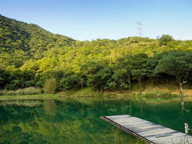 夢湖。資料來源:四方通行(kuan0613)