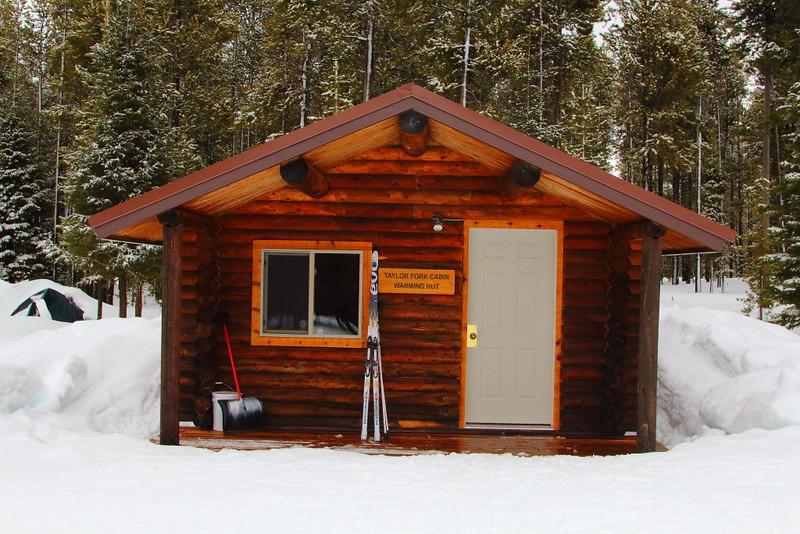 IMG_0557 Taylor Fork Cabin Warming Hut