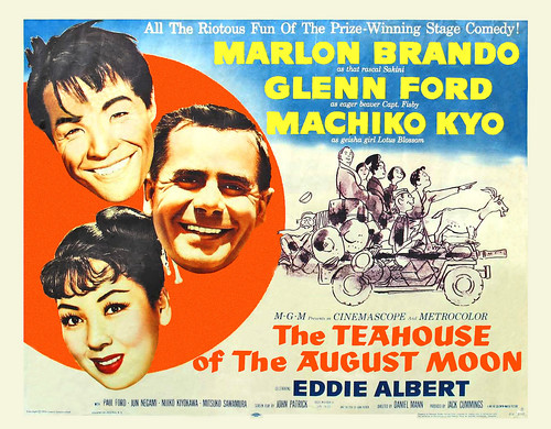 The Teahouse of the August Moon - Poster 2