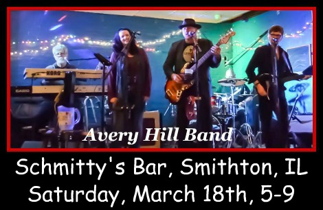 Avery Hill Band 3-18-17
