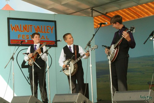 2014 Walnut Valley Fest Acoustic Kids-Friday