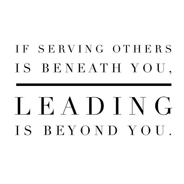 Quoteoftheday quotes if serving others is beneath you Flickr Gorgeous Quotes About Serving Others
