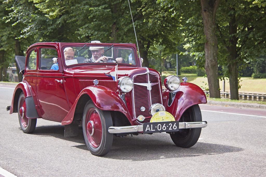 adler trumpf junior 1g cabriolet 1935 1826. Black Bedroom Furniture Sets. Home Design Ideas