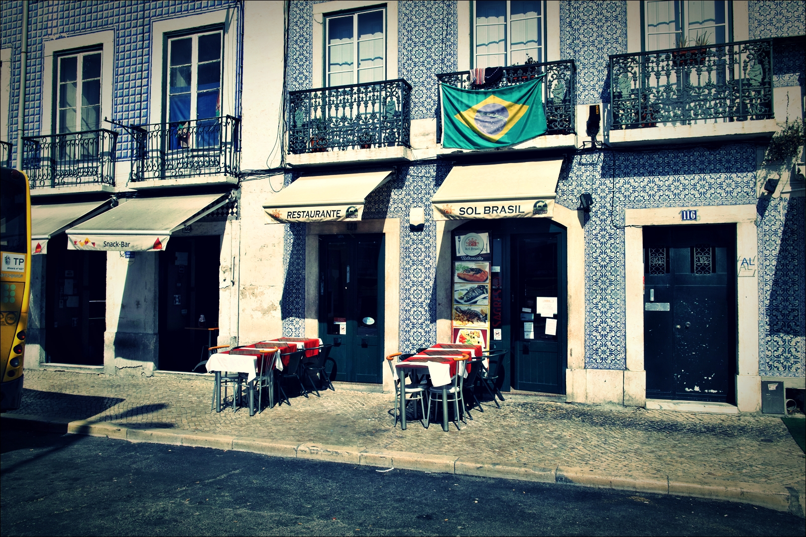 식당-'솔 브라질(Restaurant Sol brazil)'