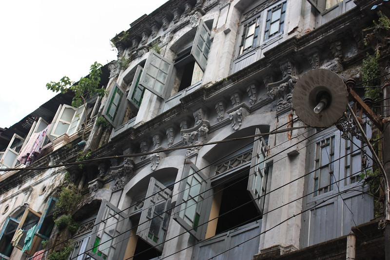 ЯНгон, старый город