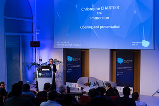 it3DSummit16_Opening_by_Chartier_CEO_Immersion | by it3D