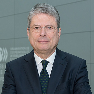Alessandro Busacca, Ambassador of Italy to the OECD | by Organisation for Economic Co-operation and Develop