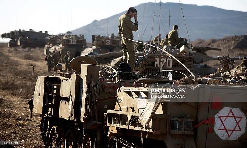 M113-hatap-and-ambulance-exercise-golan-20131016-gty-1