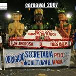 RAÍZES DA TIJUCA - 2007