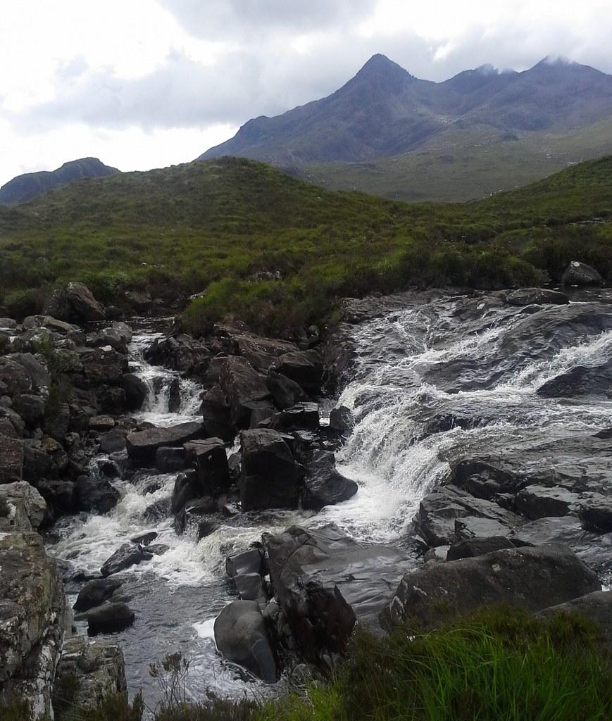 Isle of Skye_vaellusreitin varrella