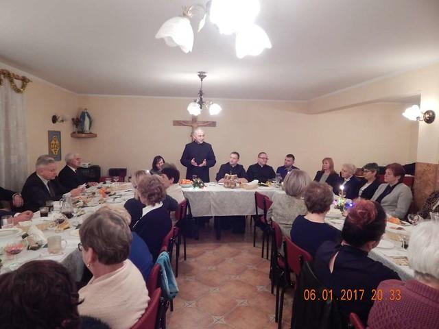 Spotkanie Opłatkowe Grup Parafialnych - 2017