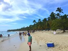 128 - Am Strand von Saona 05