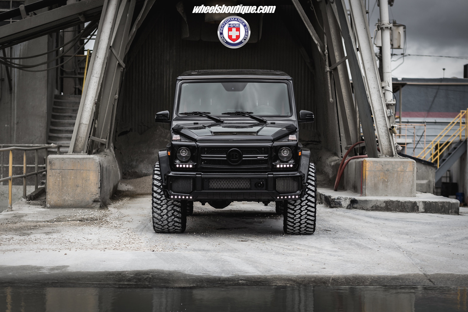 Body Lift Vs Suspension Lift >> To Lift Or Not To Lift? - G65 AMG vs G63 AMG with HRE's by ...