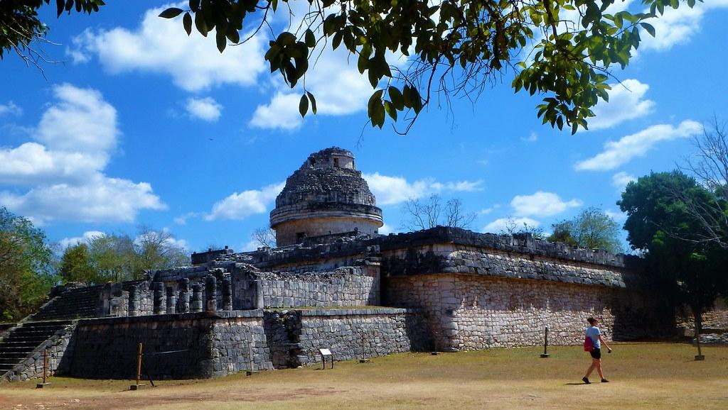 P3110235 Chichen Itza Yucatan México Patrimonio de la Humanidad UNESCO