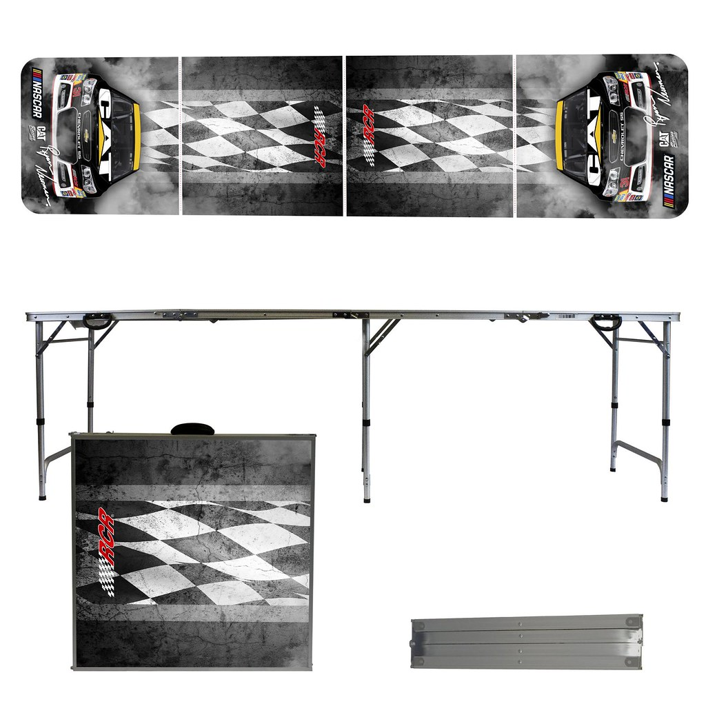 RYAN NEWMAN #31 Tailgating, Camping & Pong Table