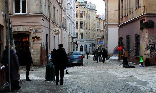 Lviv Streets XIV