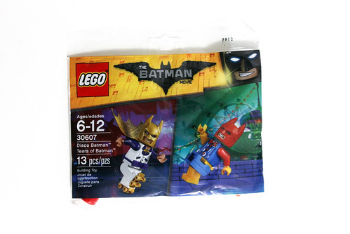 The LEGO Batman Movie Disco Batman/Tears of Batman (30607)