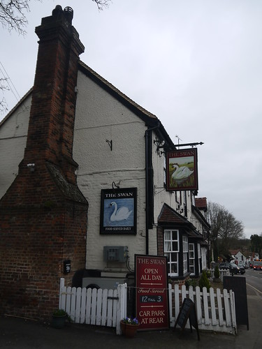 The Swan, Wheathampstead