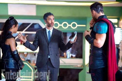 Thor: Ragnarok Valkyrie Taika Waititi Thor