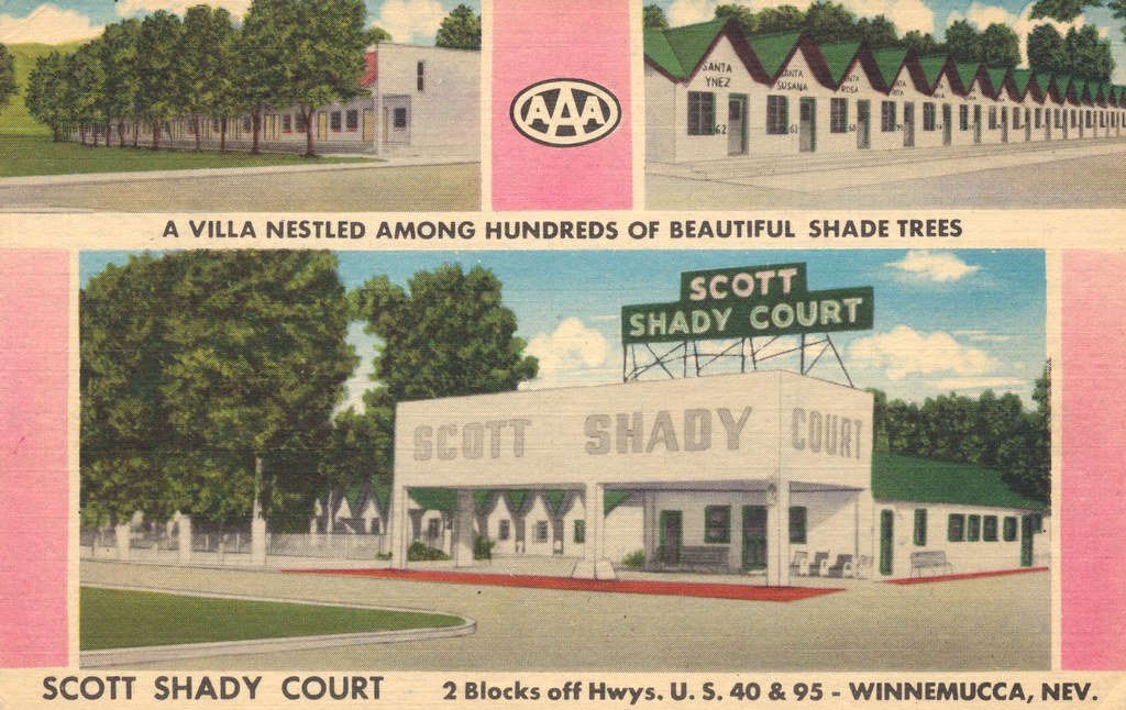 Scott Shady Court - Winnemucca, Nevada