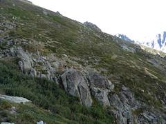 Arrivée au ruisseau de Renellucciu